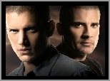 Skazany na śmierć, Dominic Purcell, Prison Break, Wentworth Miller